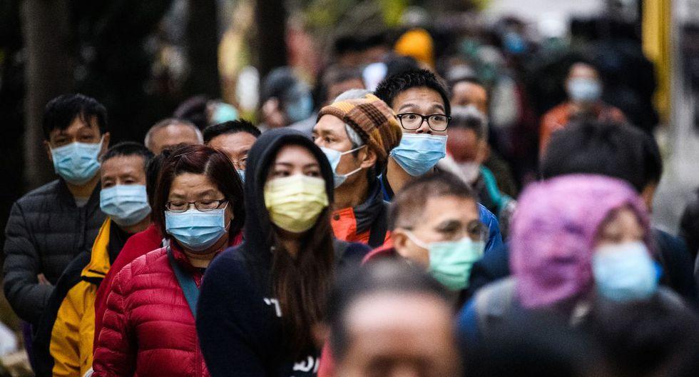 Las medidas en China siguen volviéndose más estricta mientras los especialistas buscan una cura para el coronavirus. (AFP).