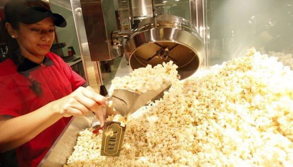 Regresa la canchita a los cines. (Foto: GEC)