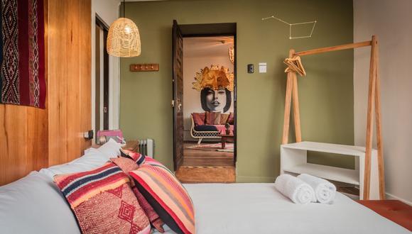 La cadena de hoteles Selina tuvo que reconfigurar sus espacios para cumplir con el distanciamiento social, lo que implicó una reducción de capacidad. (Foto: Selina)