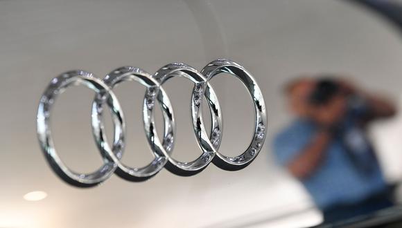 Audi va también a reducir la capacidad de producción de sus dos fábricas alemanas lastradas por una caída de la demanda. (Foto: AFP)