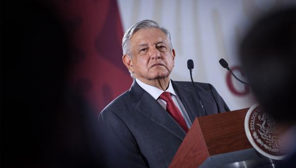 Presidente mexicano Andrés Manuel López Obrador. (Foto: Getty Images)