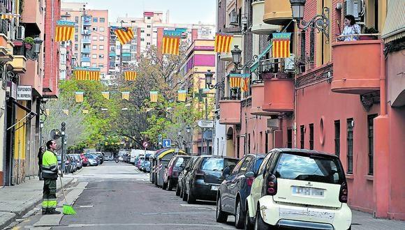 España saldrá de confinamiento cuando sea seguro, insiste el Gobierno. EFE/ Manuel Bruque