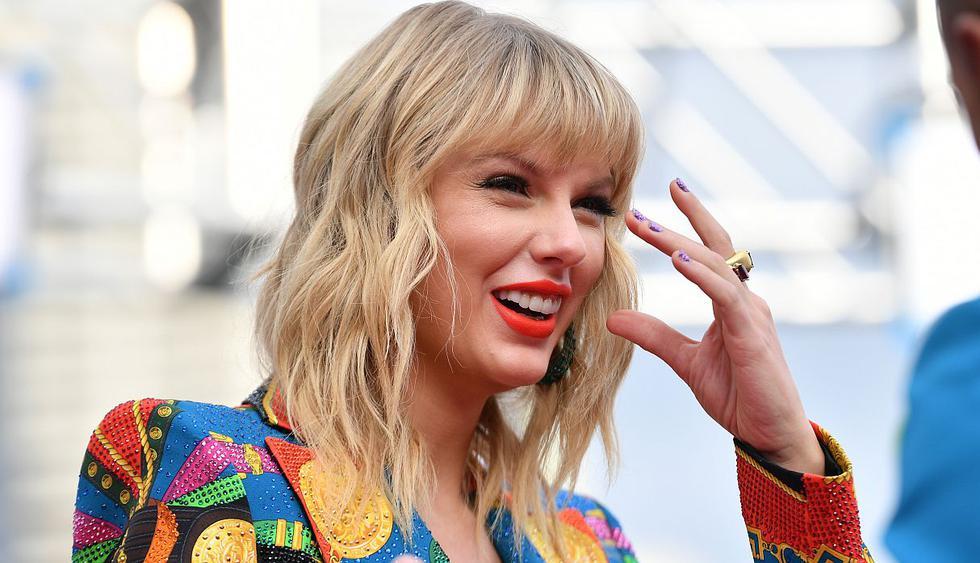 Taylor Swift es la mujer mejor pagada de la industria musical, según Forbes. (Foto: AFP)