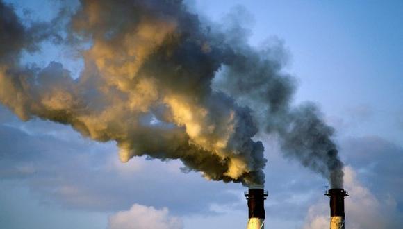 Emisiones de carbono. (Foto: Difusión)