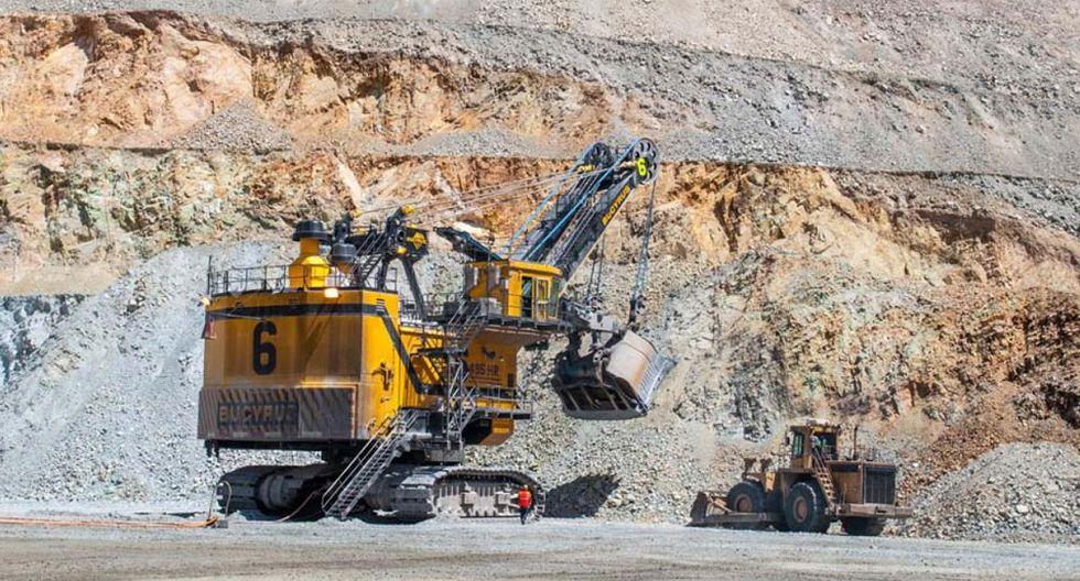 Foto 5 | Minería. Southern Perú Copper Corp, en la ampliación Toquepala. (Foto: USI)