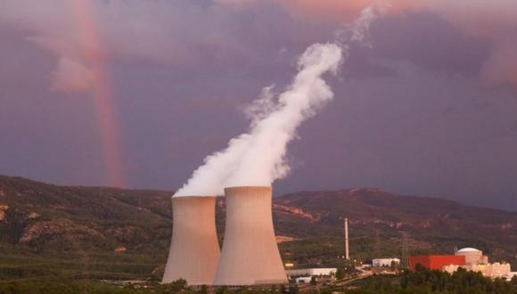 Energía nuclear. (Foto: Reuters).