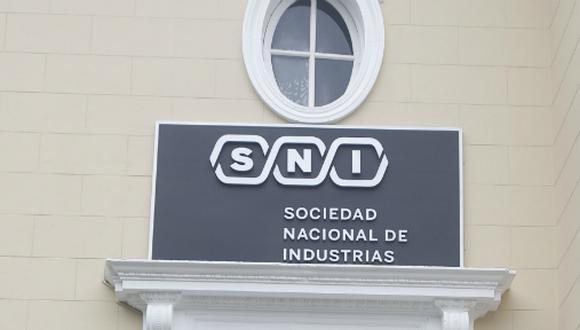 Sociedad Nacional de Industrias (SNI). (Foto: USI)