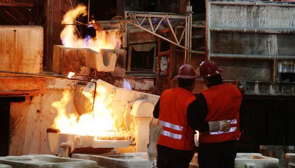 """""""La demanda de China seguirá siendo el foco para el mercado del cobre"""", dijo un analista (Foto: Andina)."""