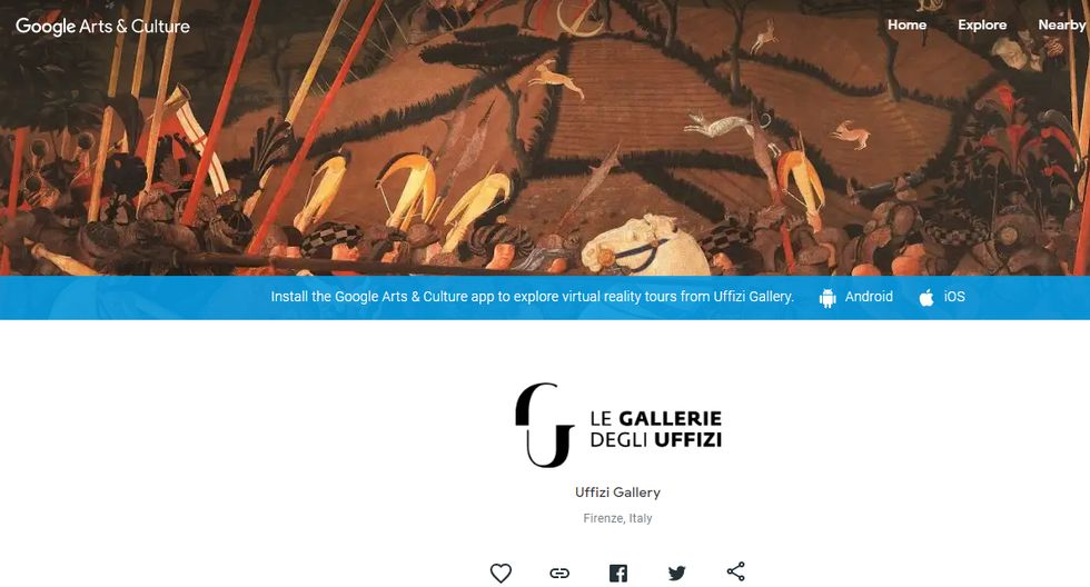 FOTO 9 | Uffizi Gallery