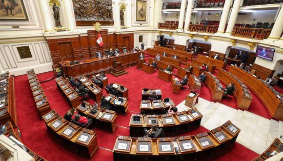 El Congreso de la República fue fundado en 1822 y está conformado por 130 legisladores. (Foto: Andina)