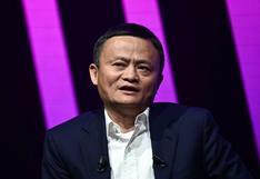 Breve vídeo de Jack Ma, una señal de alivio que vale US$ 58,000 millones