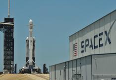 SpaceX, lista para despegue de la primera misión espacial completamente civil