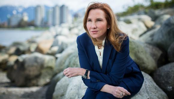 Eira Thomas, CEO de Lucara Diamonds. (Foto: Bloomberg)
