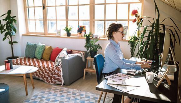 Mejoras. Internet residencial se tuvo que mejorar también ante la realización del trabajo remoto.  (Foto: iStock)