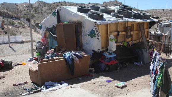 El porcentaje de población en situación de pobreza creció a 43.9% en el 2020 frente a la proporción de 41.9 % del 2018, en la última medición del Coneval, organismo encargado de los datos oficiales de pobreza en México. (Foto: EFE)