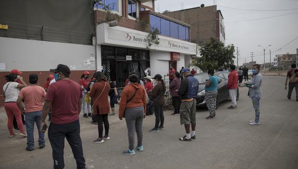 Los que tienen menos recursos se vieron más afectados por la cuarentena. (Foto: Anthony Niño de Guzman | GEC)