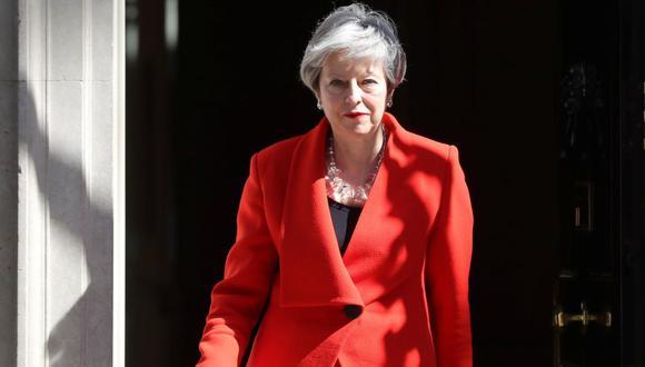 """Hasta ahora, Theresa May siempre había sobrevivido y seguido adelante convencida de que su plan era """"el mejor para Reino Unido"""". (Foto: Reuters)"""
