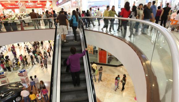 Lima concentra unos 40 centros comerciales, según reporte de Jones Lang La Salle (Foto: Difusión)