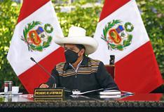 Castillo no mostró liderazgo en Consejos de Ministros de agosto, según actas de la PCM