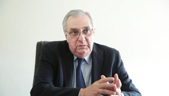 Marca. Apuntará a industrias, además de vehículos, dijo Martín Díaz. (Foto: USI)