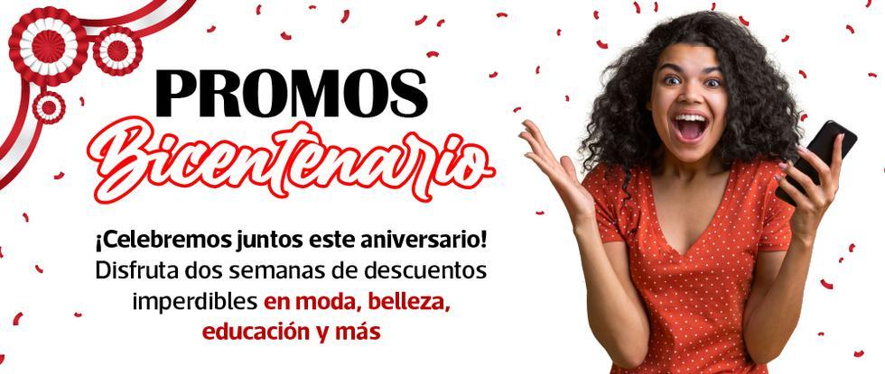 """Todas las promociones de """"Promos Bicentenario"""" las pueden encontrar aquí: https://acortar.link/fE3v1s"""