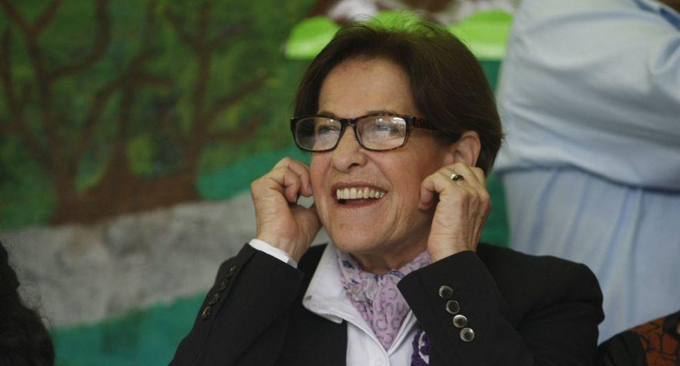 Susana Villarán admitió que siempre estuvo enterada de que Odebrecht y OAS aportaron dinero a la campaña contra la revocatoria. (Foto: GEC)