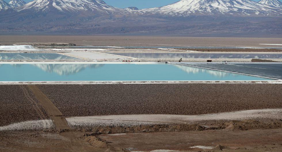 Chile es el principal productor mundial de cobre y el segundo productor mundial de litio. (Foto: Reuters)