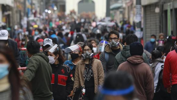 El número de contagios aumentó este lunes. (Fotos: GEC)