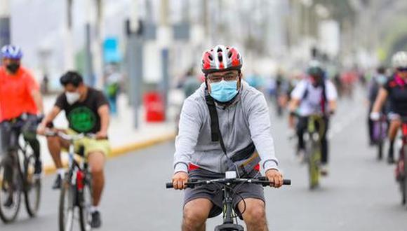 Existen planes para ciclistas desde los S/ 57 en el mercado. (Foto: GEC)