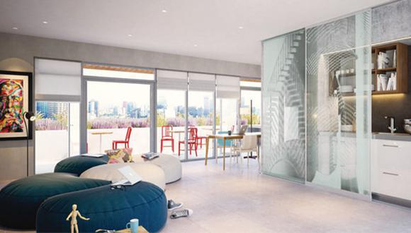 El proyecto MET contará con 11 tipos de departamentos, con metrajes que van desde los 32 m2 a 81 m2.