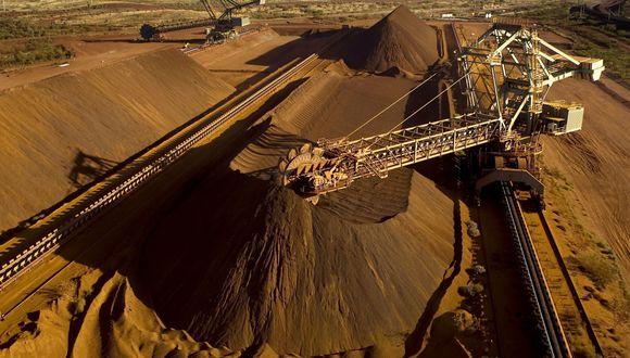 Impacto. Inversión minera permitió que en primer trimestre se logre el mayor monto de IDE en 16 trimestres. (Foto: AFP)