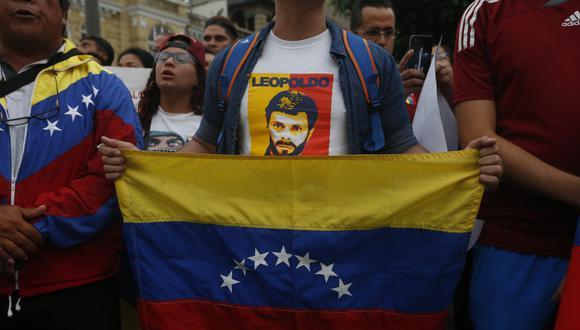 El Gobierno no ha manejado correctamente la migración venezolana, según Elmer Cuba. (Foto: GEC)
