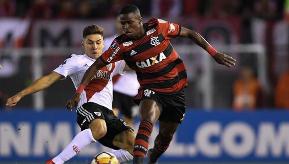 River Plate vuelve a jugar una final,  esta vez ante Flamengo en el Monumental de Ate. El partido se juega este 23 de noviembre desde las 15:00 horas.