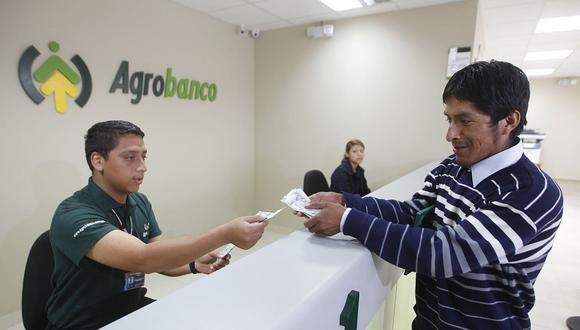 Agrobanco registra pérdidas consecutivas en los últimos años.