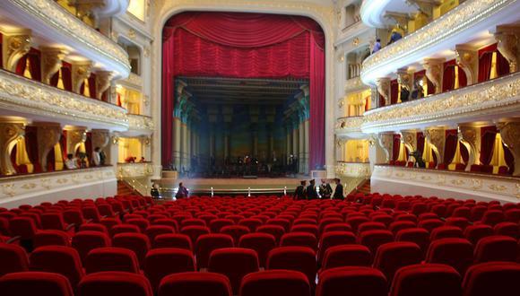 Las obras teatrales podrían regresar, pero con aforo limitado. (Foto: Teatro Municipal de Lima)