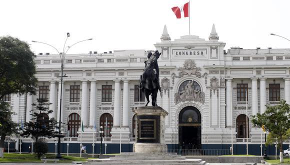 Congreso de la República (Fuente: Grupo EC)