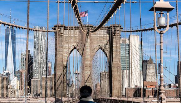 El estado de Nueva York se convirtió en el epicentro del virus en EE.UU., con el mayor número de casos en el país.