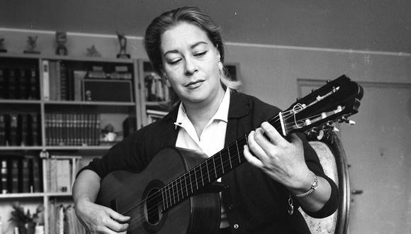 Cien años de Chabuca Granda, la peruana que inmortalizó la música criolla y la llevó por el mundo | PERU | GESTIÓN