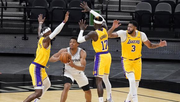 NBA. (Foto referencial: Difusión)