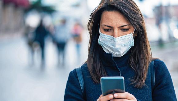 Unión. La medicina saca lo mejor de la tecnología a través de aplicativos para el servicio de las personas. (Foto: Getty Images)