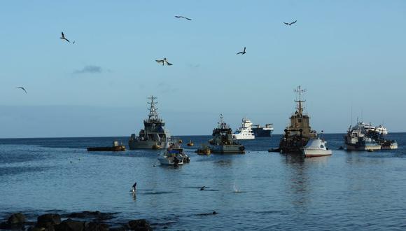 La pesca recibe un trato especial por parte del gobierno.