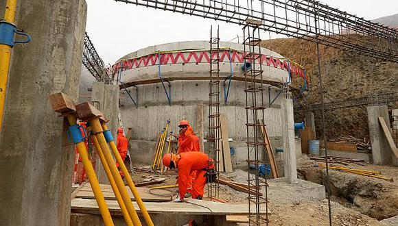 Obras beneficiarán a más de 104,000 vecinos de la capital.(Foto: El Comercio)