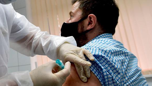 Mazzetti indicó que están listos para vacunar a la población en el primer trimestre del próximo año. (Foto: AFP)