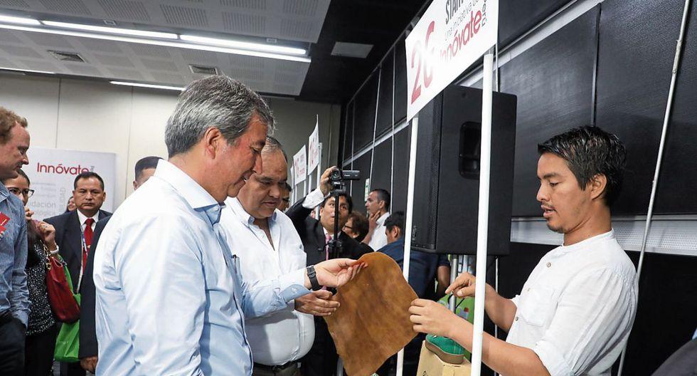 Emprendimientos. Solo uno de cada diez exportaría, según información de Innóvate Perú. (Foto:Produce)