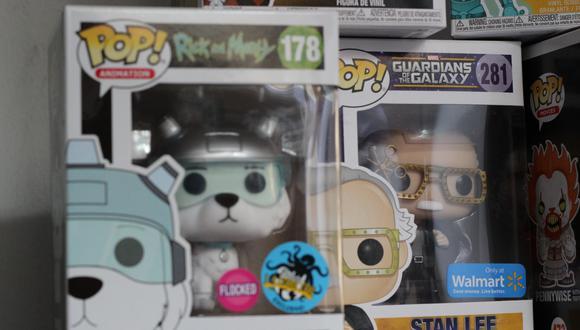 Las figuras coleccionables de Funko Pop se han vuelto infaltables en los intercambios de regalos.