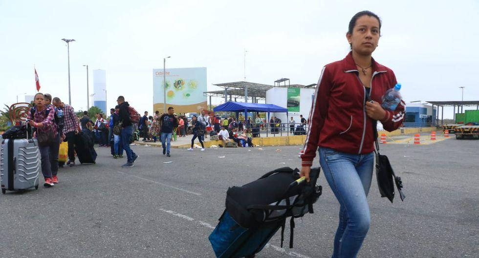 La agencia de la ONU para los refugiados exhortó a países e instituciones que donen US$ 1,350 millones para ayudar a los países de Latinoamérica y el Caribe a responder al éxodo masivo en el 2020.   (Foto: Johnny Aurazo)