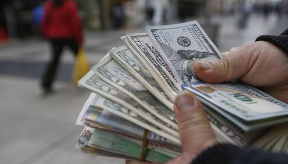 Dólar. (Foto: GEC)