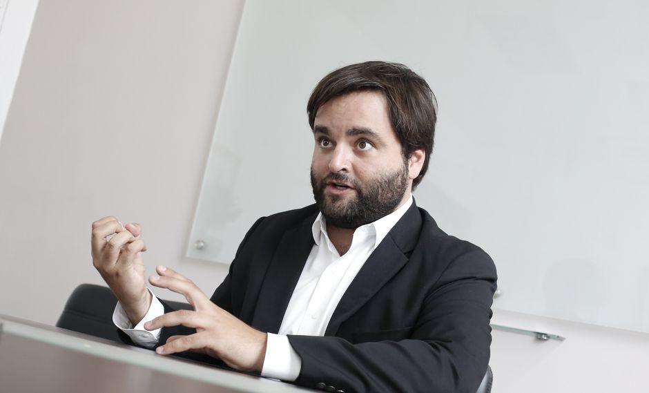 """Alberto de Belaunde consideró que la denuncia ante la Comisión de Etica, vienendo de Fuerza Popular, es un """"galardón a mi labor parlamentaria"""". (Foto: GEC)"""
