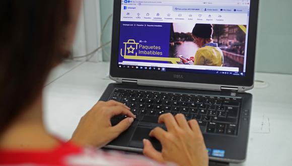 Los centros comerciales no se muestran muy convencidos de que el e-commerce sea la respuesta a sus problemas. (Foto: GEC)