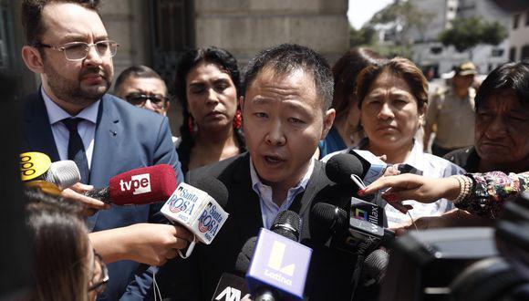 Kenji Fujimori está siendo procesado por la presunta compra de votos contra la vacancia de PPK. (Foto: GEC))